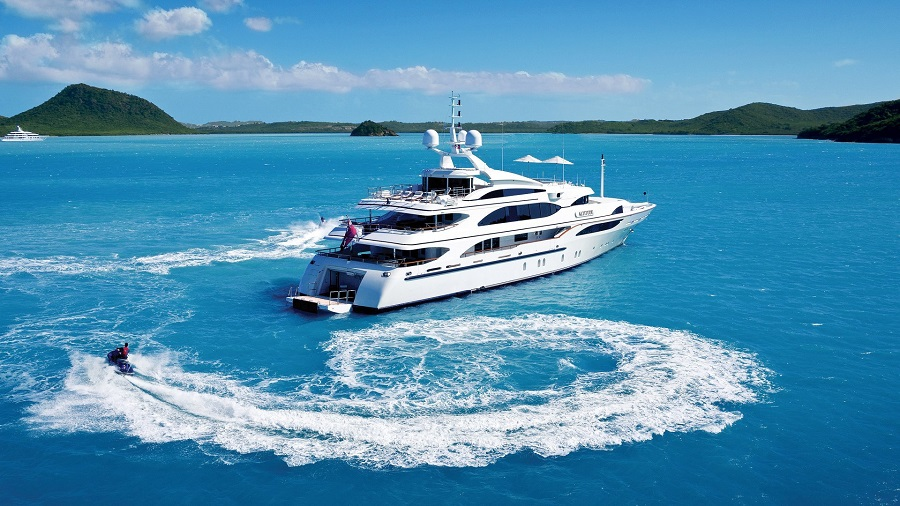 Croatia yacht charter, luxury VIP yachting